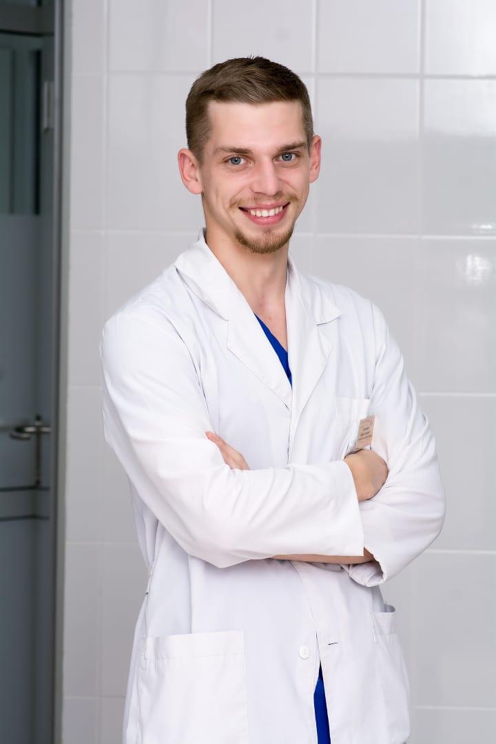 Каленкевич Антон Семёнович хирург Пролапы